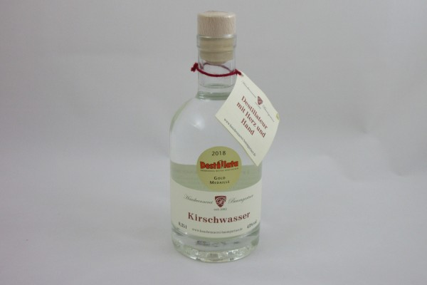 Baumgartner Kirschwasser