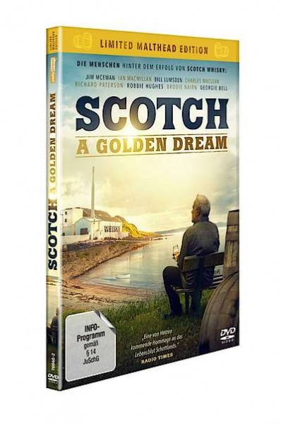 DVD - Scotch A Golden Dream