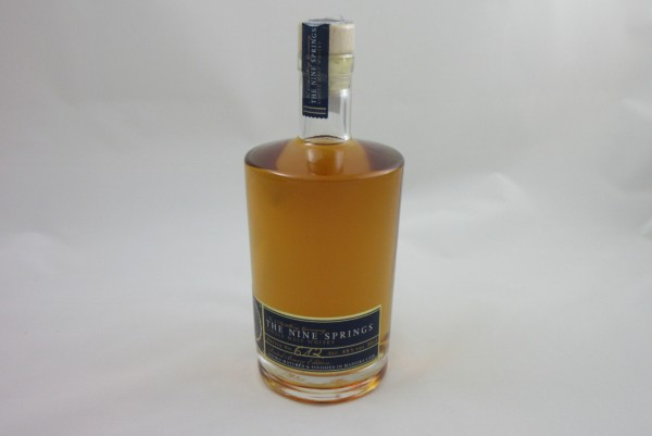 The Nine Springs Peated Breeze Edition Madeira Cask