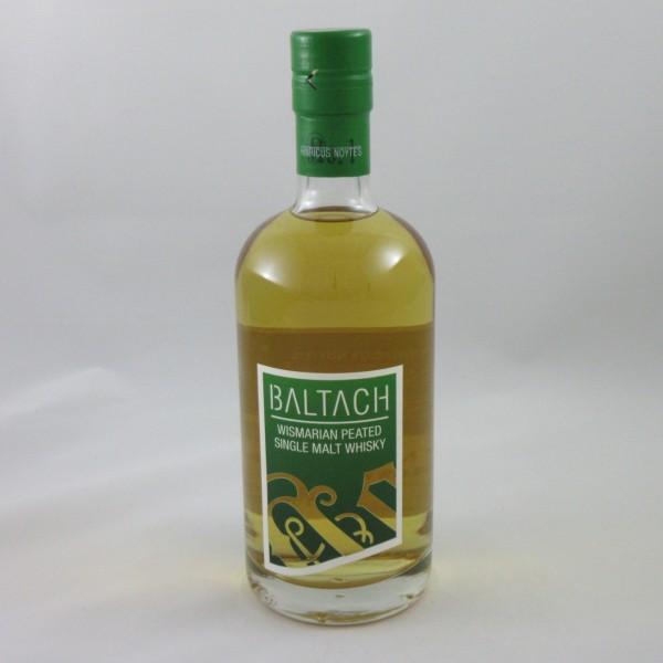 BALTACH Wismarian PEATED Single Malt Whisky Abfüllung 2020