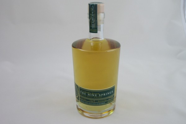 The Nine Springs Single Cask ex-Bourbon