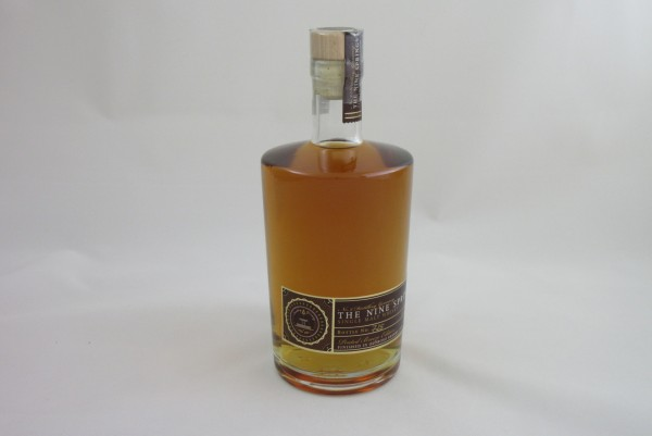The Nine Springs Peated Breeze Edition Sherry Cask