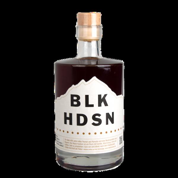 Black Hudson Rumlikör