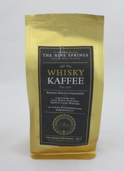 Whisky Kaffee