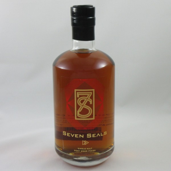 Seven Seals Single Malt Port Wood Finish