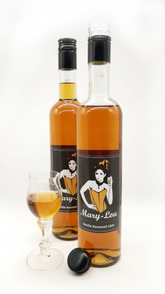 Mary-Lou - Vanille-Karamell-Likör