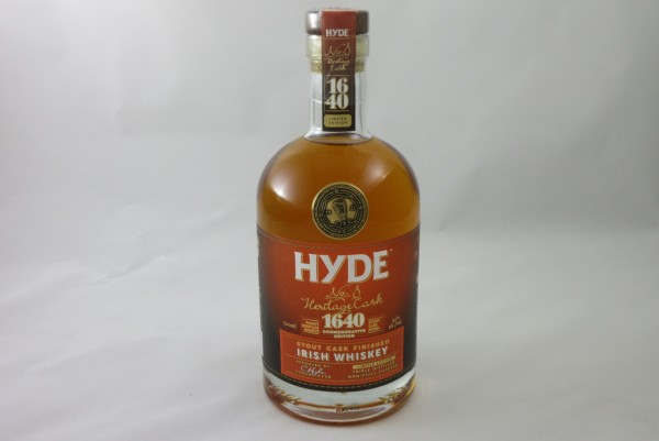 Hyde No. 8 Heritage Cask Stout Cask Finish