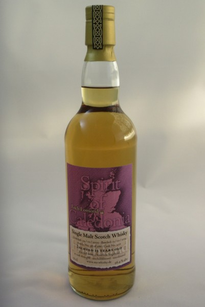 Inchfad 13y, mr.whisky/Spirit of Caledonia