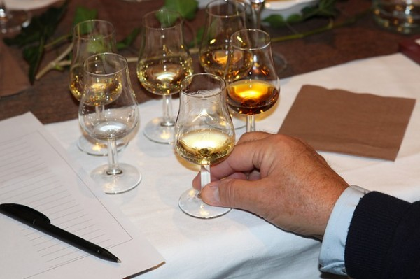 Whisky-Tasting rauchig/torfig am 26.10.19