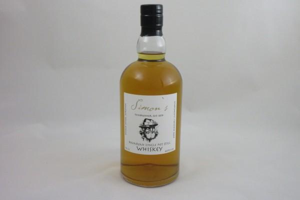 Simon's Single Pot Still Whiskey