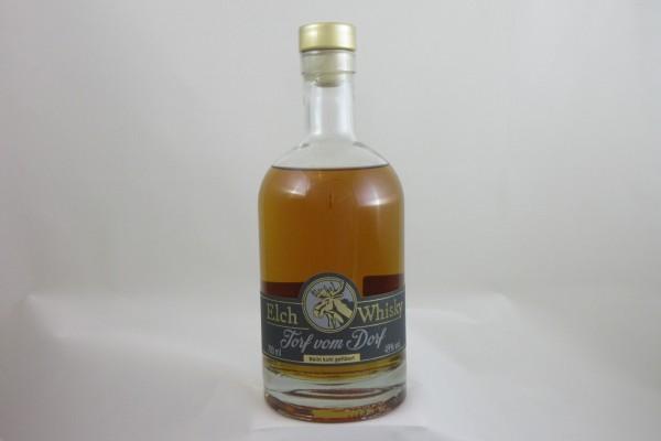 Elch-Whisky Torf vom Dorf