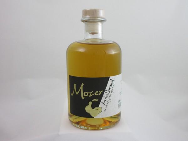 Mozer Apfelbrand im Sherryfass