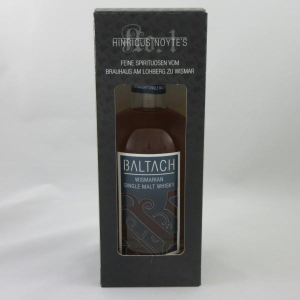 BALTACH Wismarian Single Malt Whisky Abfüllung 2020