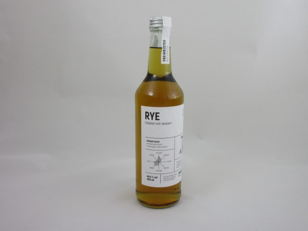 Rye Whiskey by Rüdiger Sasse