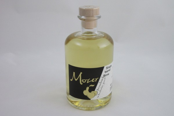 Mozer Single Barrel Birnenbrand