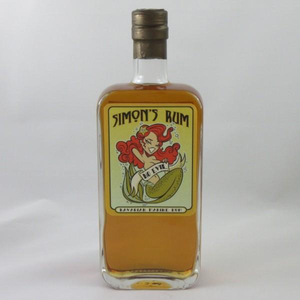 """Simon's Bavarian Marine Rum """"No Evil"""""""