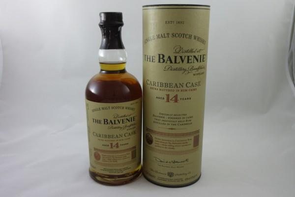 Balvenie Caribbean Cask 14y